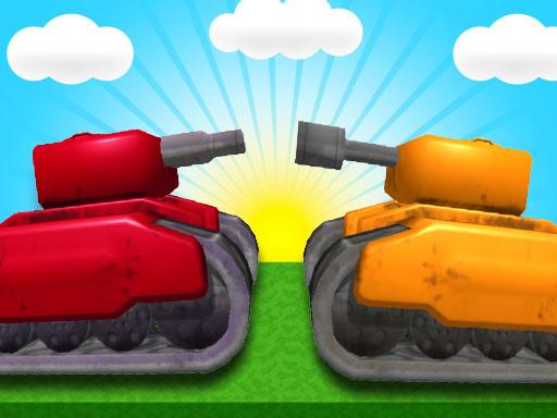 İki Kişilik Renkli Tank