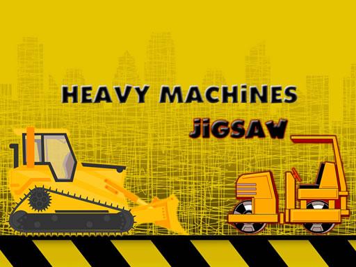 İş Makinesi Yapbozu