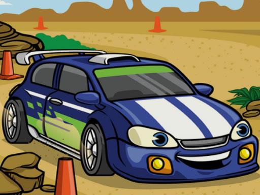 Oyuncak Araba Yapbozu 2