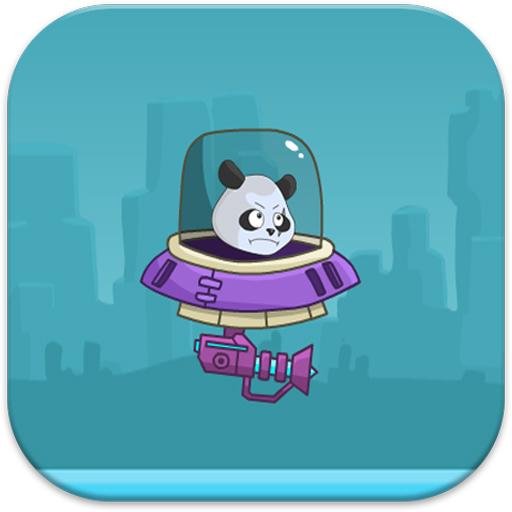 Pandanın Uzay Macerası