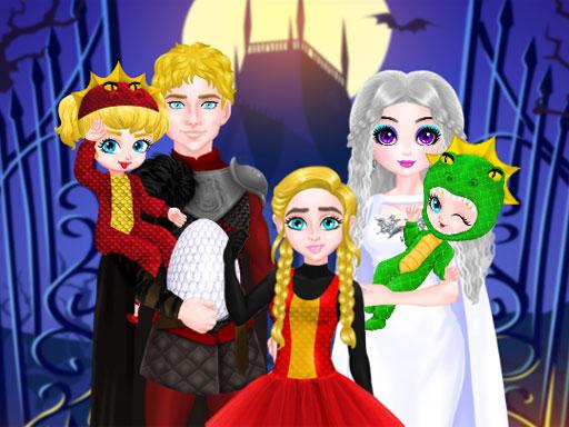 Prensesin Ailesi