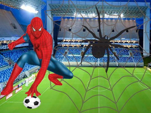Spiderman Futbolu