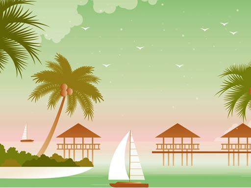 Tropik Ada Farkları