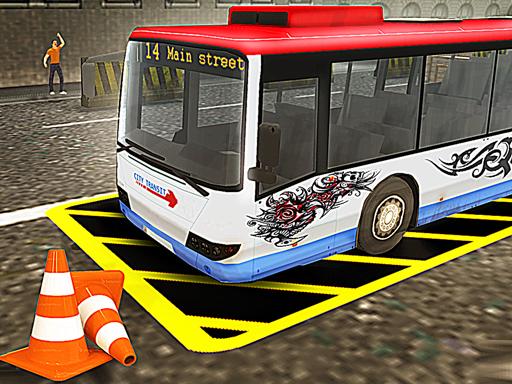 Vegas Otobüs Park Etme