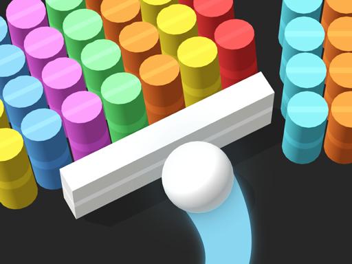 3D Renk Patlaması