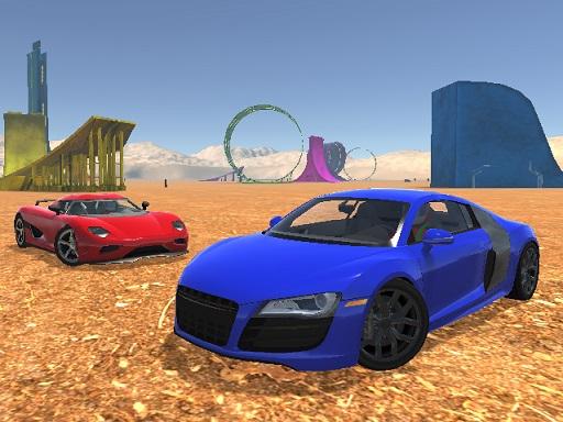 Akrobatik Arabalar