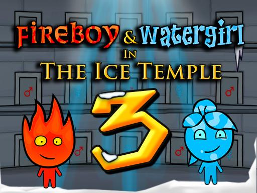 Ateş ve Su Buz Tapınağı
