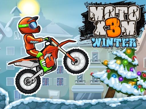 Moto Xm Kış Sürüşü