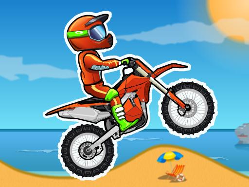 Moto Xm Motosiklet Yarışı