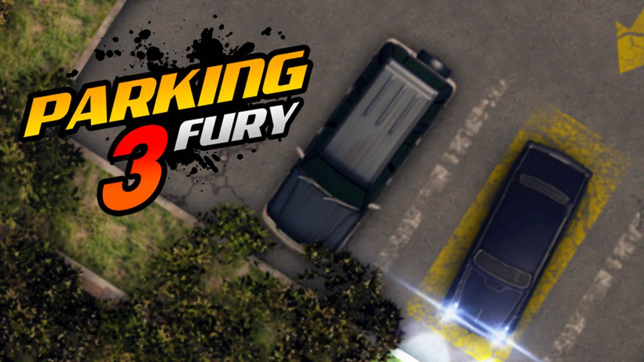 Öfkeli Araba Parkı 3