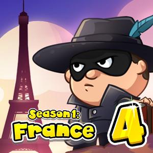 Soyguncu Bob 4: Fransa