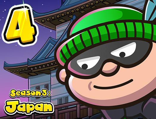 Soyguncu Bob 4: Japonya