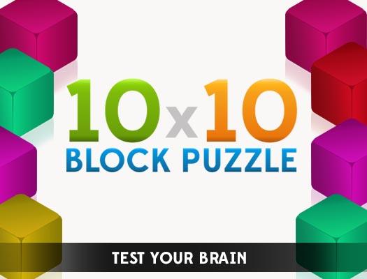 10x10 Blok Bulmacası