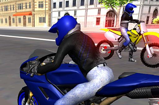 Motosiklet Simülasyonu