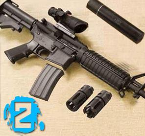 Silah Parçalarını Birleştir 2