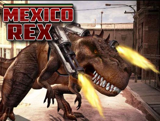 Silahlı Dinozor