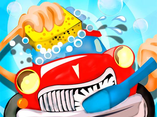 Çılgın Araba Yıkama