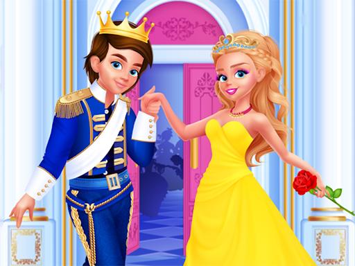Cinderella ve Prens Evleniyor