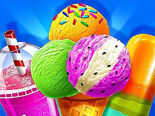 Dondurma Dekorasyonu