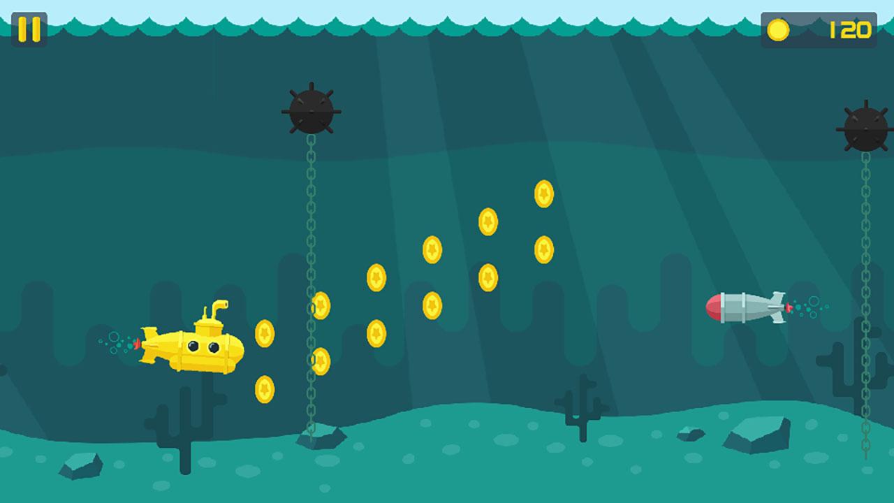 Flappy Denizaltı