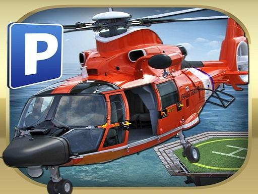 Helikopter Park Etme