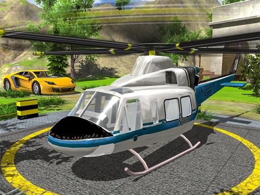 Helikopter Simülasyonu