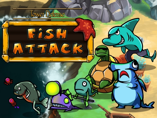 Kule Defansı:Balık Saldırısı