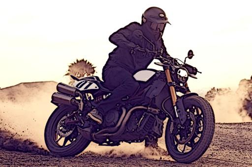 Motosiklet Kullanma