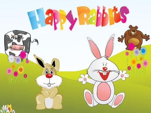 Mutlu Tavşanlar