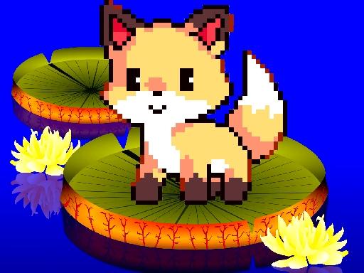 Pixel Boyama
