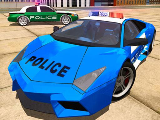 Polis Arabasi Drifti Oyunu 3d Araba Oyunlari