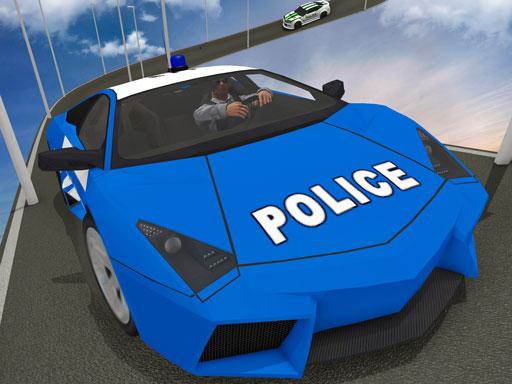 Polis Arabası Parkurları
