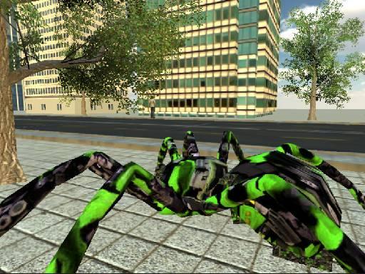 Robot Örümcek