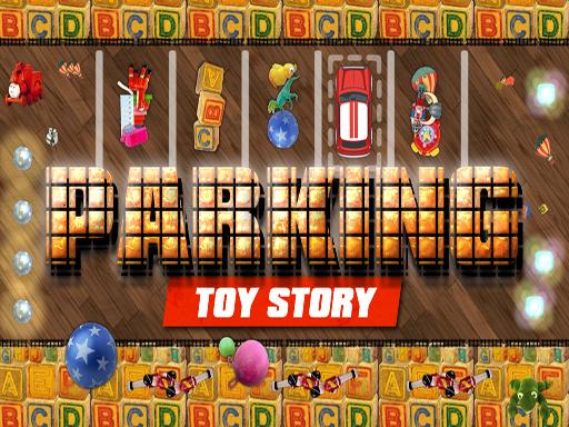Toy Story Araba Parkı
