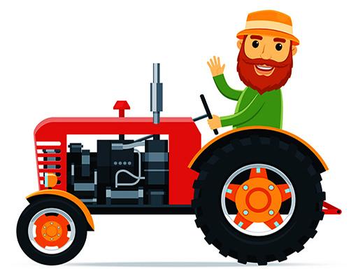 Traktor Yapbozu Oyunu Bulmaca Oyunlari