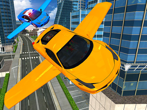Uçan Araba Simülasyonu