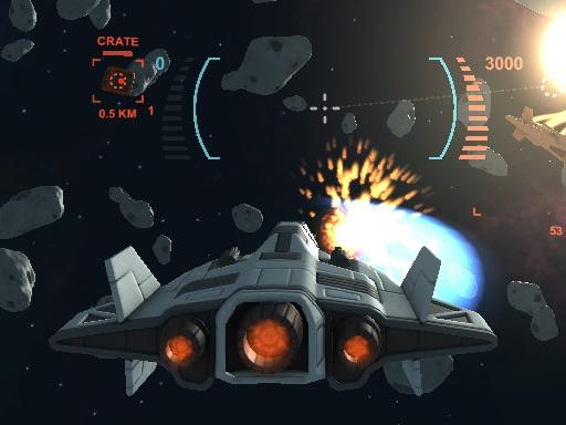 Uzay Savaşçısı
