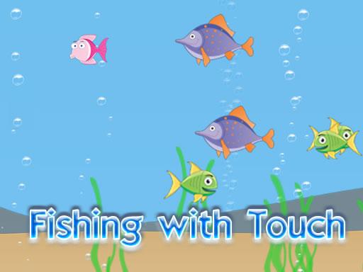Balıklara Dokun