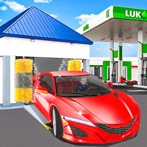 Benzin İstasyonu Yıkama