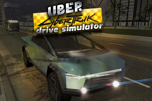 CyberTruck Taksi