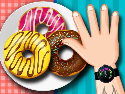 Donut Challange
