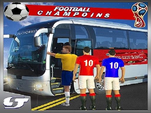 Futbolcu Otobüsü