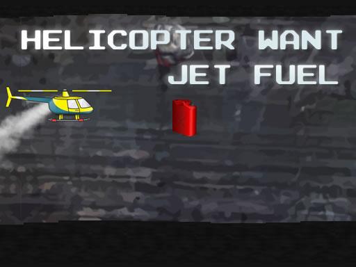 Helikopter Yakıtı