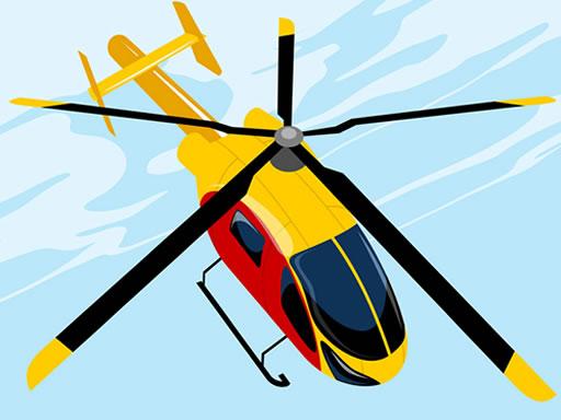 Helikopter Yapbozları