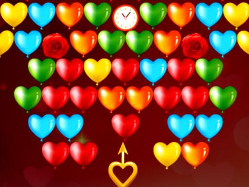 Sevgililer Günü Baloncukları
