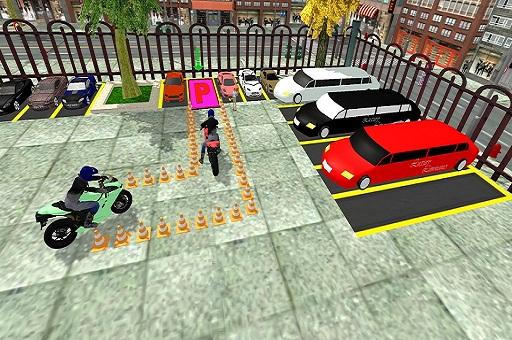 Motosiklet Parkı