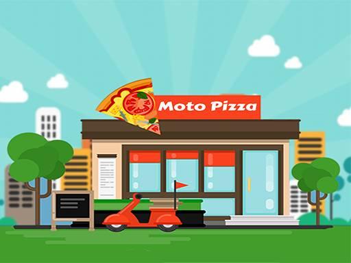Pizza Taşıma Motoru