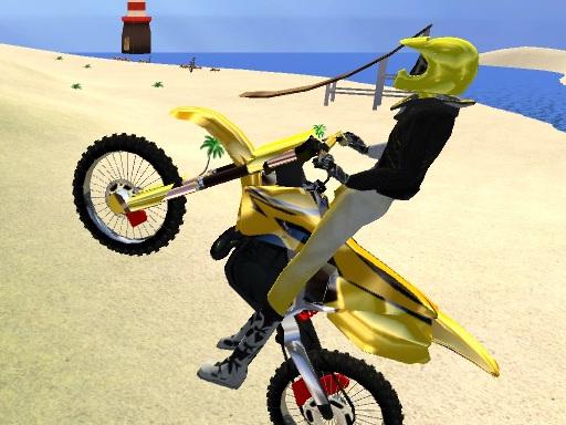 Sahil Motosikleti