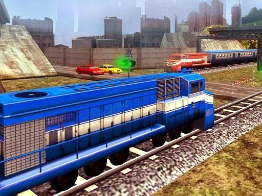 Tren Simülasyonu