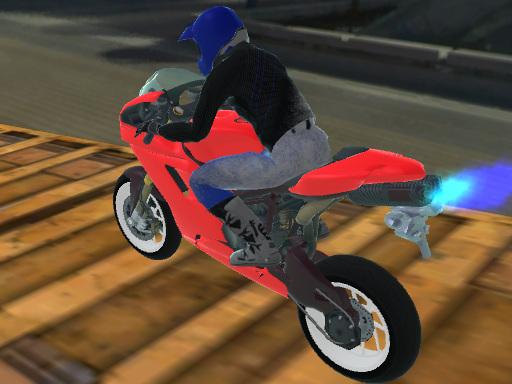 Zorlu Motosiklet Parkuru
